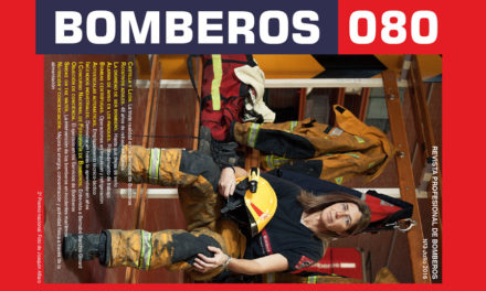 Bomberos 080 (nº3 Julio 2016)
